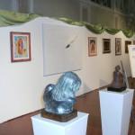 Esposizione scultorica
